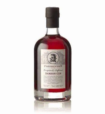 Foxdenton Damson Gin The Gin Stall