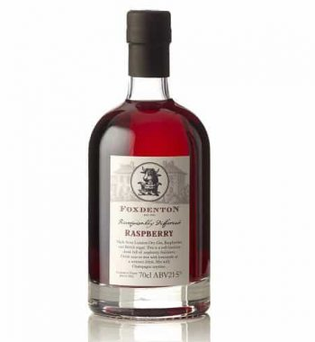 Foxdenton Raspberry Gin The Gin Stall