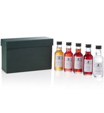 Foxdenton Flavoured Gin Taster Gift Set The Gin Stall