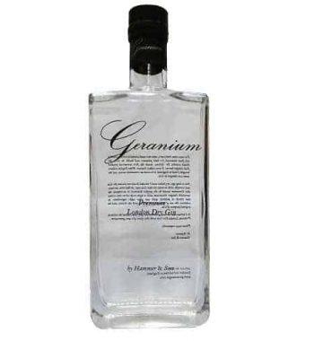 Geranium London Dry Gin The Gin Stall