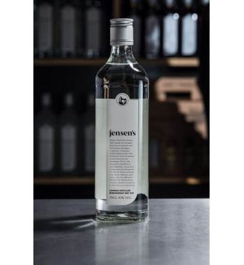 Jensens Bermondsey Gin