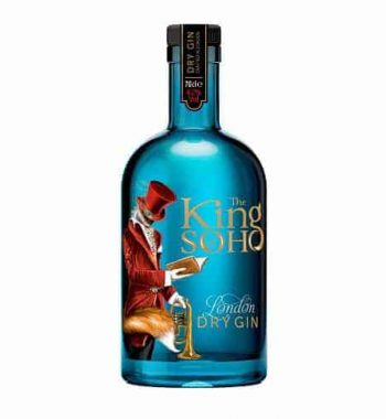 King of Soho Gin The Gin Stall