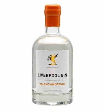 Liverpool Gin Valencian Orange The Gin Stall