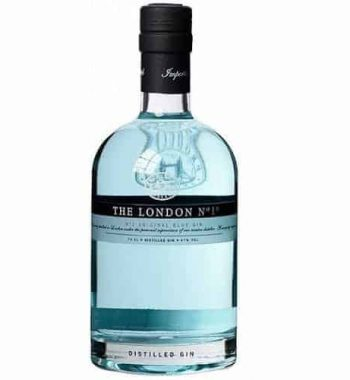 The London No1 Original Blue Gin The Gin Stall