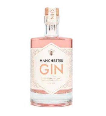 Manchester Gin - Raspberry Infused The Gin Stall