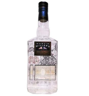 Martin Millers Westbourne Strength Gin The Gin Stall