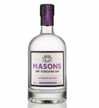 Masons Dry Yorkshire Gin - Lavender Edition