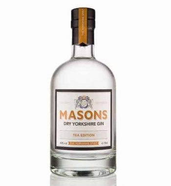 Masons Dry Yorkshire Gin - Yorkshire Tea Edition The Gin Stall