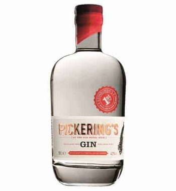Pickerings Gin The Gin Stall