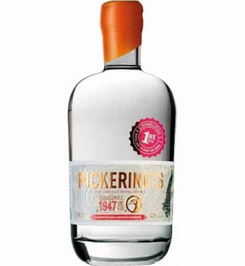 Pickering's Gin 1947 The Gin Stall