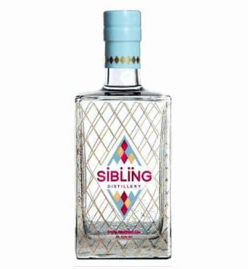 Sibling Triple Distilled Gin The Gin Stall