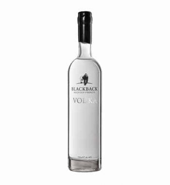 Blackback Mountain Strength Vodka The Gin Stall