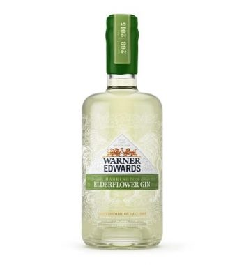 Warner Edwards Harrington Elderflower Gin The Gin Stall