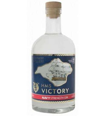 Wight HMS Victory Navy Strength Gin The Gin Stall