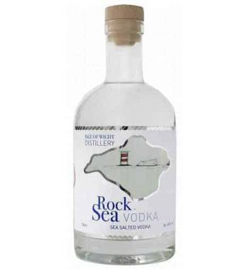Wight Rock Sea Vodka The Gin Stall
