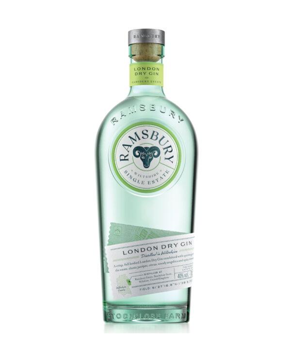 Ramsbury Gin - The Gin Stall