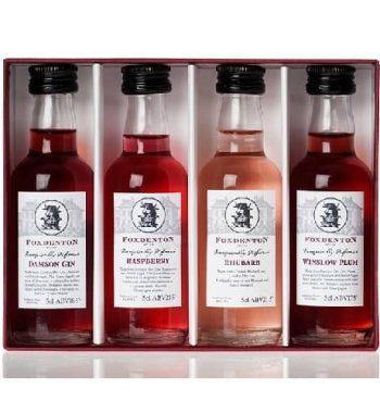 Foxdenton Mini Taster Gin Set The Gin Stall