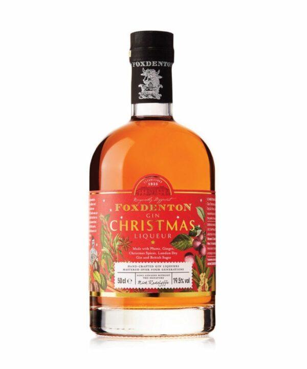 Foxdenton Christmas Liqueur Gin - The Gin Stall