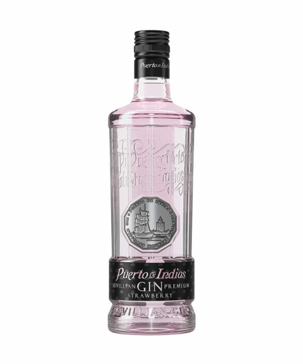 Puerto de Indias Strawberry Gin - The Gin Stall