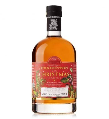 Foxdenton Christmas Gin Liqueur (50cl 19.5%) - The Gin Stall