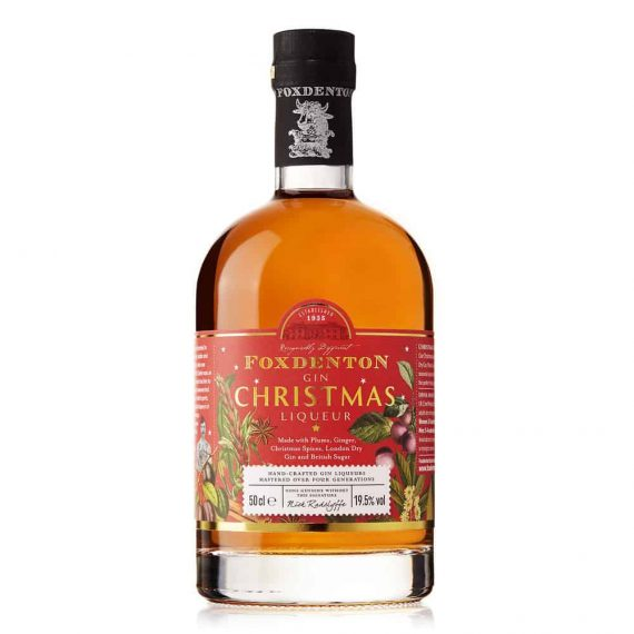 Foxdenton Christmas Gin Liqueur (50cl 19.5%) - The Gin Stall