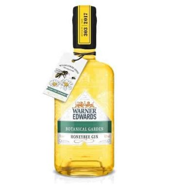 Warner Edwards Honeybee Gin 70cl The Gin Stall