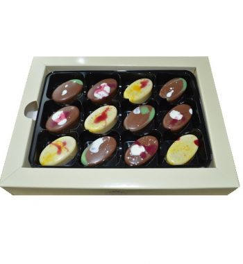 Luxury Gin Chocolates Pack 12 The Gin Stall