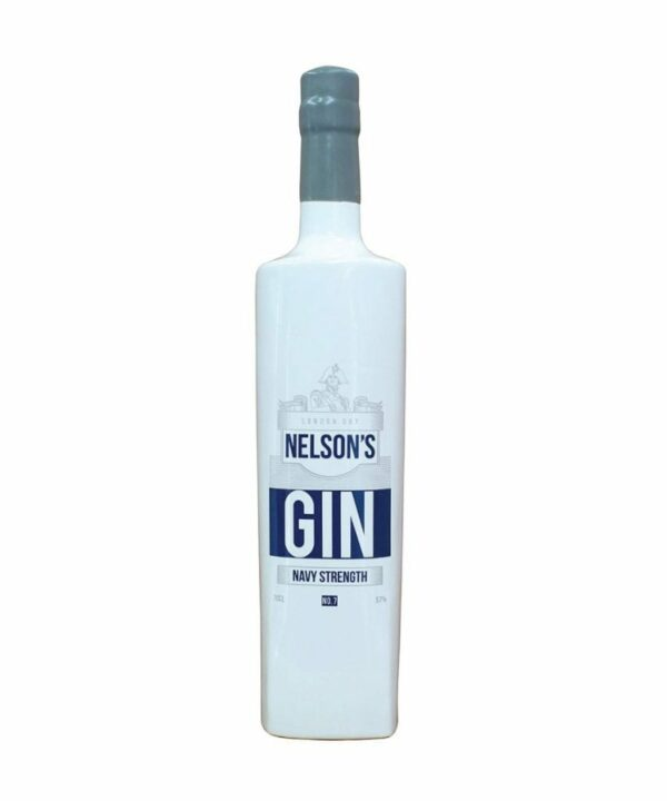 Nelson's Navy Strength Gin - The Gin Stall