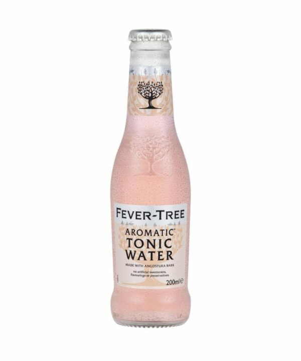Fever Tree Aromatic Tonic Water 200ml - The Gin Stall