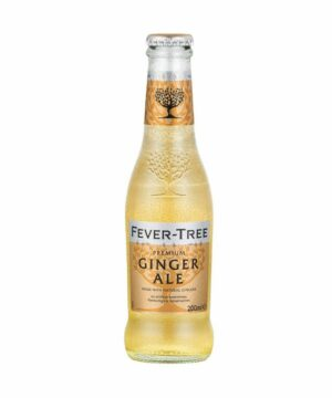 Fever Tree Ginger Ale 200ml - The Gin Stall