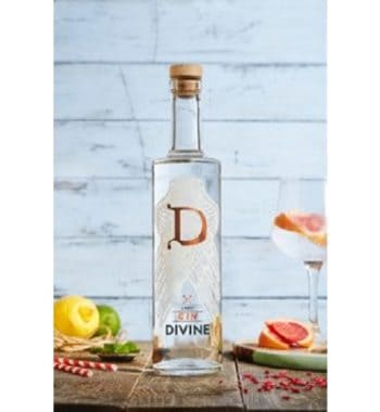 Divine Gin - Worktop - The Gin Stall