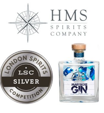Mary Rose Gin - HMS Spirits - Info - The Gin Stall