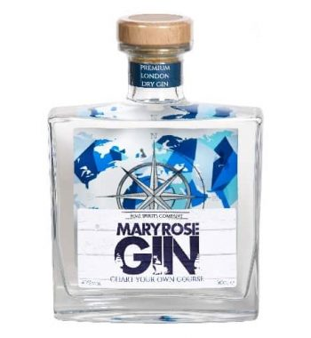 Mary Rose Gin - HMS Spirits - The Gin Stall