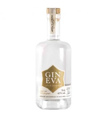 Gin Eva Citrus Bergamia Gin - The Gin Stall