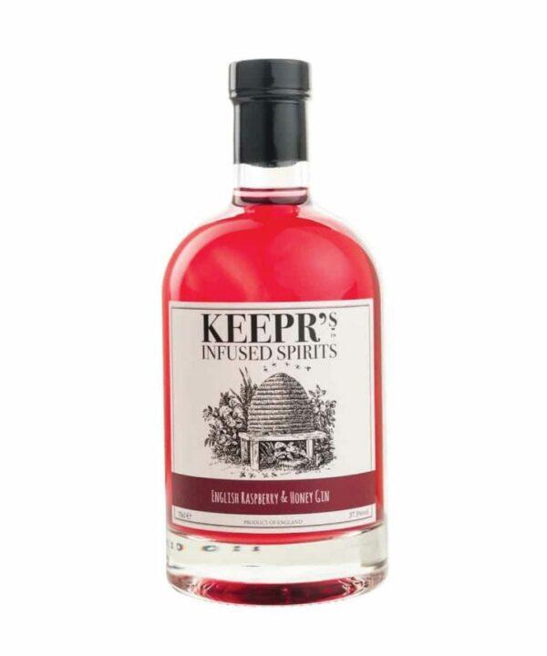 Keeprs English Raspberry & Honey Gin - The Gin Stall