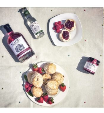 Keepr's Raspberry and Honey Lifestyle - The Gin Stall