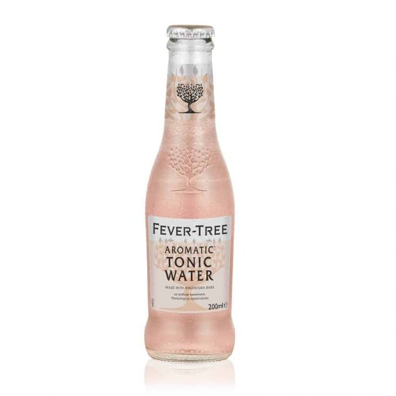 Fever-Tree Aromatic Tonic Water 200ml - The Gin Stall (002)