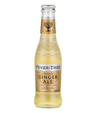 Fever-Tree Premium Ginger Ale 200ml - The Gin Stall (002)