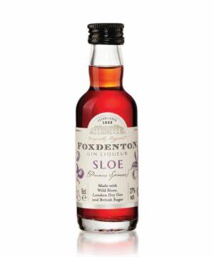 Foxdenton Sloe Gin Liqueur 5cl - The Gin Stall