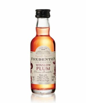 Foxdenton Winslow Plum Gin Liqueur - The Gin Stall