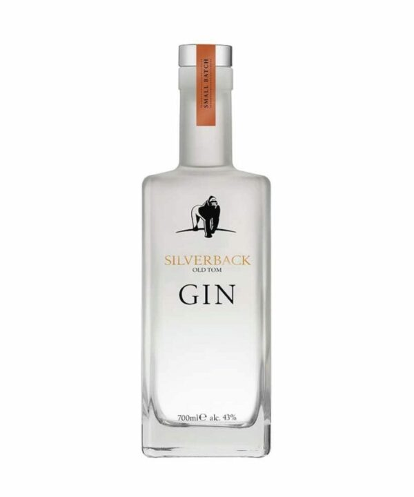 Silverback Old Tom Gin - The Gin Stall
