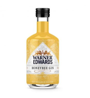 Warner Edwards Honeybee Gin Miniature - The Gin Stall (002)