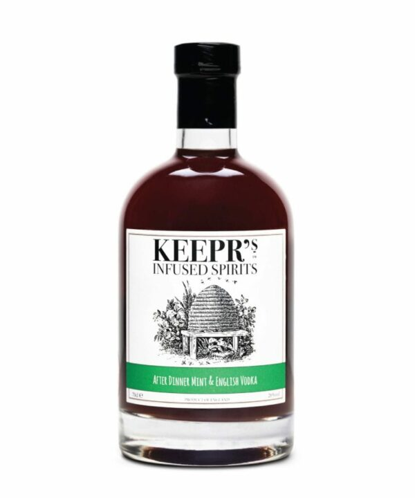 Keepr's After Dinner Mint Vodka - The Gin Stall