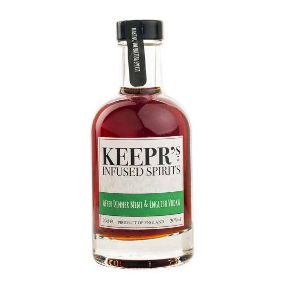 Keeprs After Dinner Mint and English Vodka 20cl - The Gin Stall