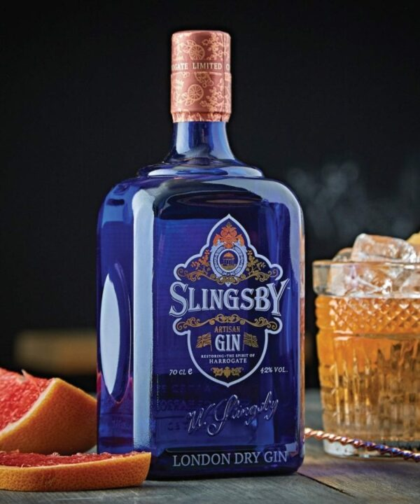 Slingsby Dry Gin - The Gin Stall