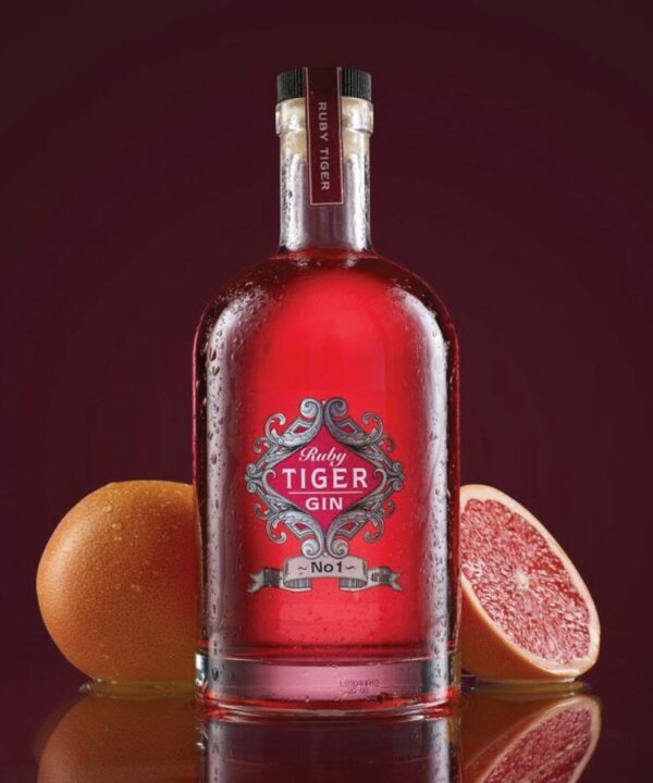 Ruby Tiger Gin - The Gin Stall