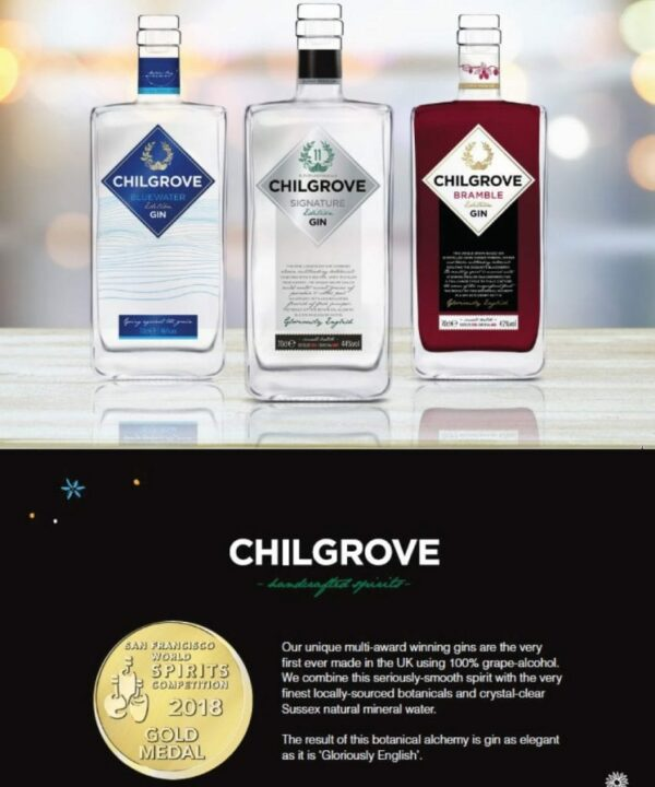 Chilgrove Award - The Gin Stall
