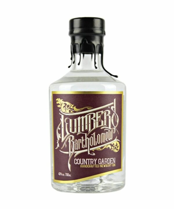 Lumber's Bartholomew Country Garden Gin - The Gin Stall