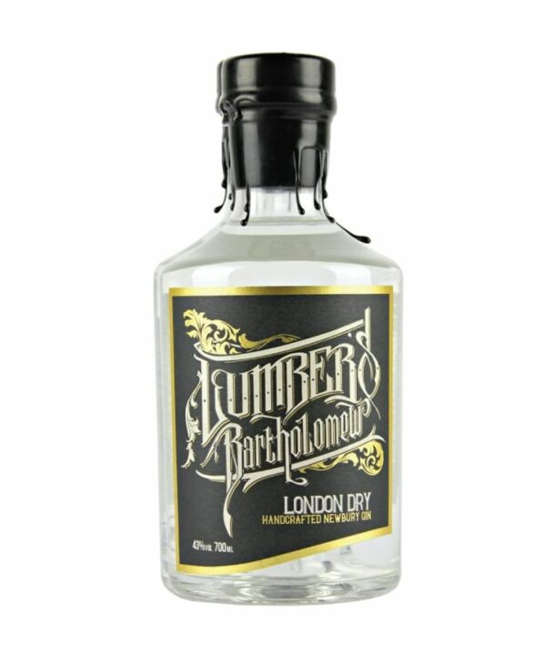 Lumber's Bartholomew London Dry Gin - The Gin Stall