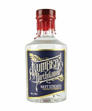 Lumbers Bartholomew Navy Strength Gin - The Gin Stall